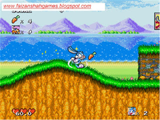 Tiny toon game