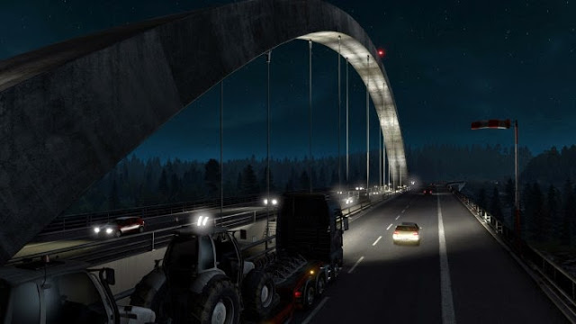 Euro Truck Simulator 2 Scandinavia Full
