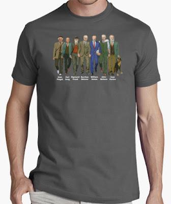Camisetas científicas. 224