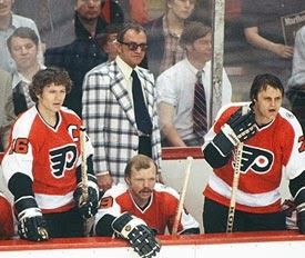 fred shero head coach philadelphia flyers