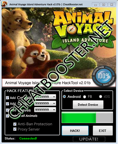 Download: Animal Voyage Island Adventure Hack