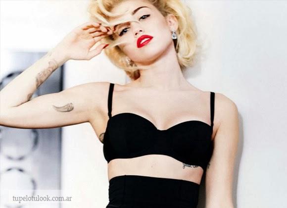 cortes de pelo 2014 Miley Cyrus_