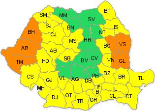 Románia, kánikula, hőségriadó, ortodox egyház, esőima,