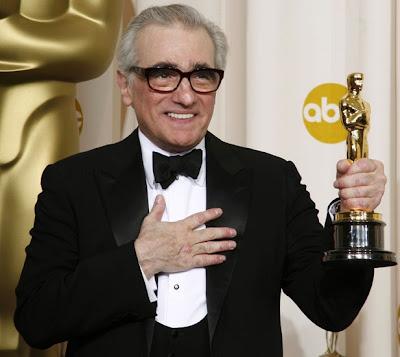 Martin Scorsese celebridades del cine