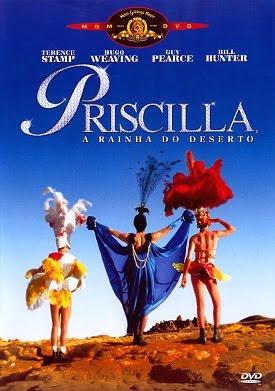 Filme Poster Priscilla - A Rainha do Deserto DVDRip XviD & RMVB Dublado