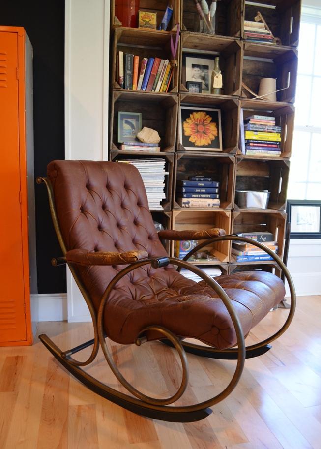 Lee L. Woodard Rocking Chair