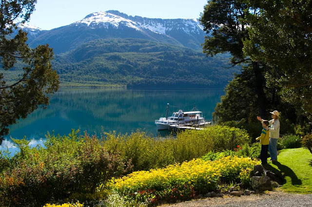 Bariloche en temporada de verano