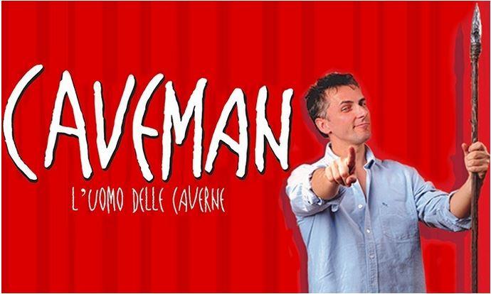 Caveman al teatro Quirino di Roma