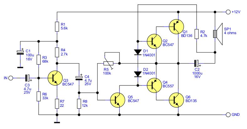 transistor as an amplifier pdf