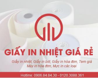 Chuyên cung cấp giấy in bill