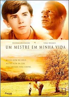 Filme Poster Um Mestre em Minha Vida DVDRip XviD Dual Audio & RMVB Dublado