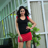 Katherine theresa latest hot from chammak challo movie