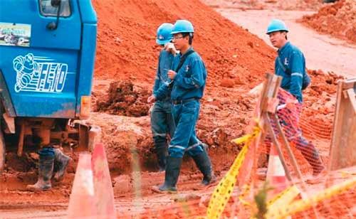 El empleo de extranjeros en gas tensiona el Chaco