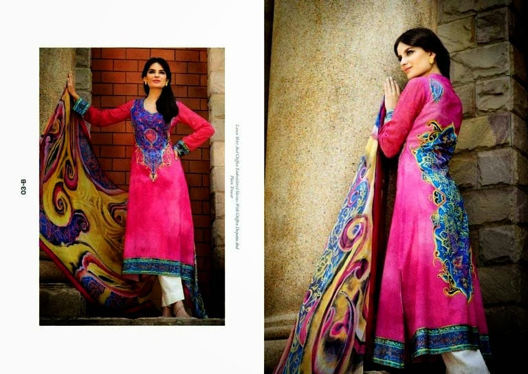 Resham Ghar New Lawn Prints