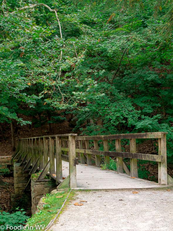 Bridge Ritter Park Huntington, WV