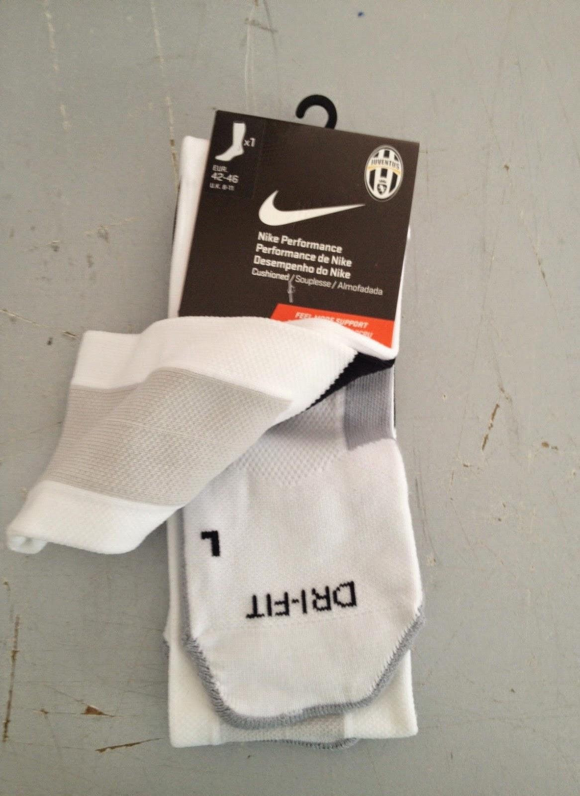 Kaos Kaki GO Juventus Home 14-15
