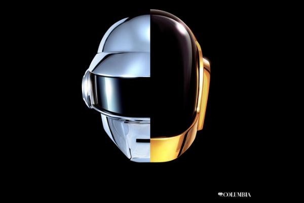 Daft Punk Columbia