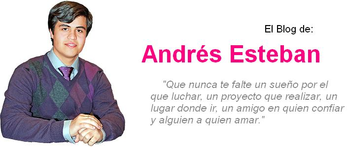 El blog de Andrs Esteban