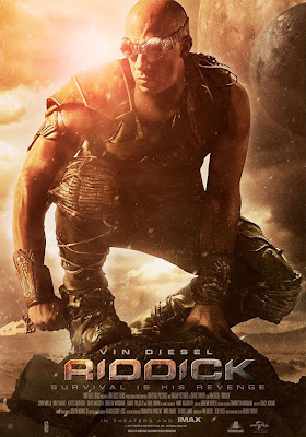 Riddick ~ Richard B. Riddick | A Constantly Racing Mind