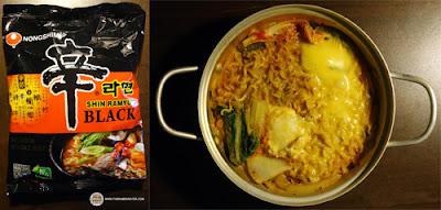 Nongshim Shin Ramyun Black Premium Noodle Soup