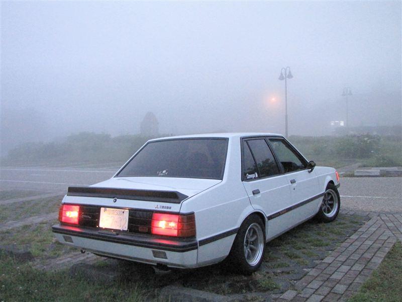 Mitsubishi Lancer druga generacja, klasyki z Japonii, JDM, galeria, zdjęcia, starsze modele, dawna motoryzacja