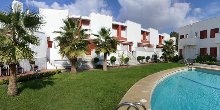 San jos almer a alojamientos - Casas en san jose almeria ...
