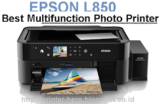 EPSON L850 Printer Epson Photo Edition