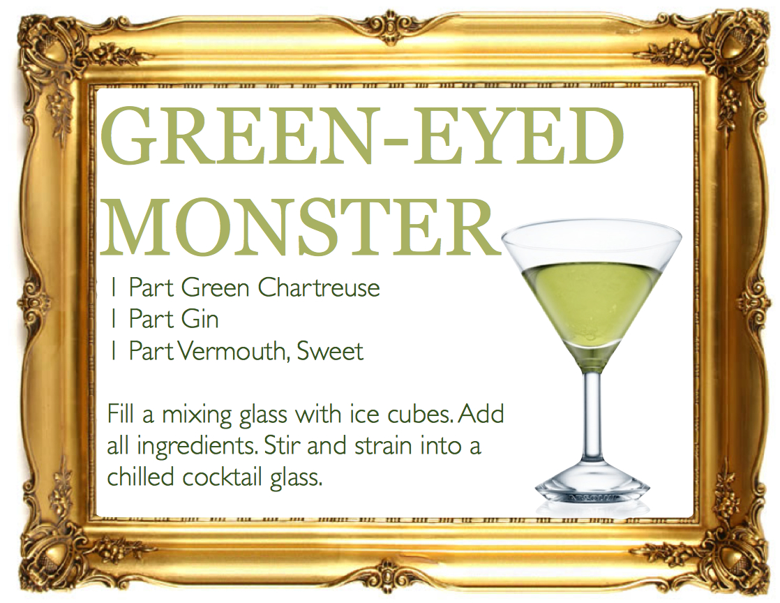Gypsy In My Soul Green Eyed Monster