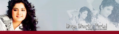 Divya Bharti Portal : The Official Website of Divya Bharti