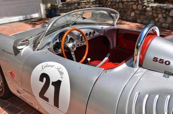 1956 Porsche 550 Spyder for Sale - Buy Clic Volks