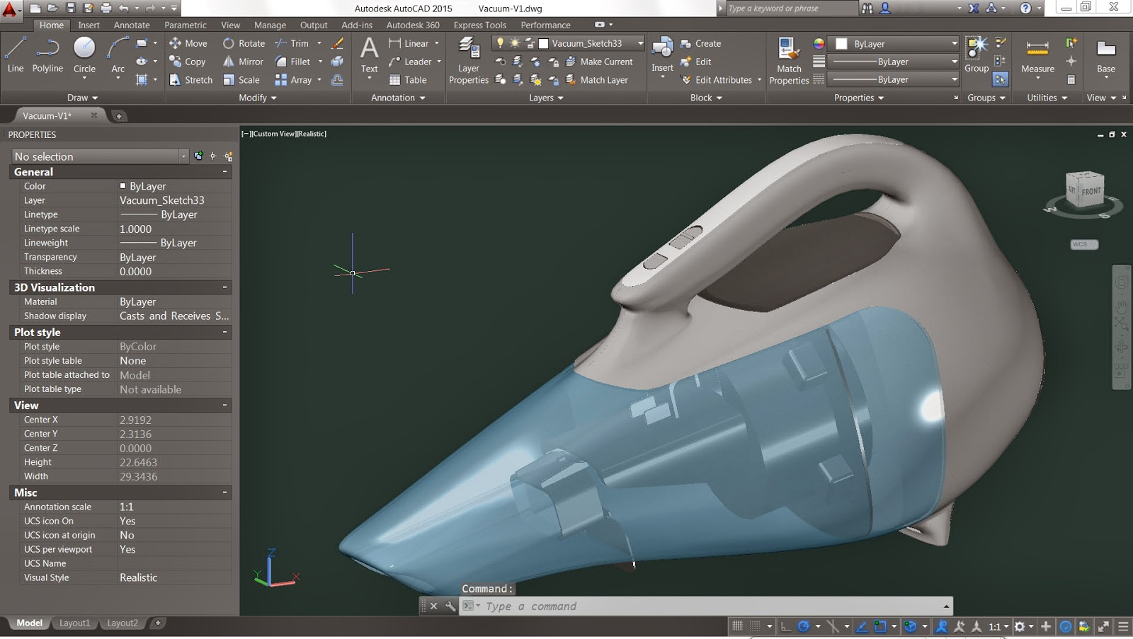 Cad A Blog An Overview Of The Features Tools And