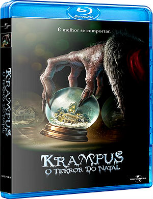 Filme Poster Krampus: O Terror do Natal  BDRip XviD Dual Audio & RMVB Dublado
