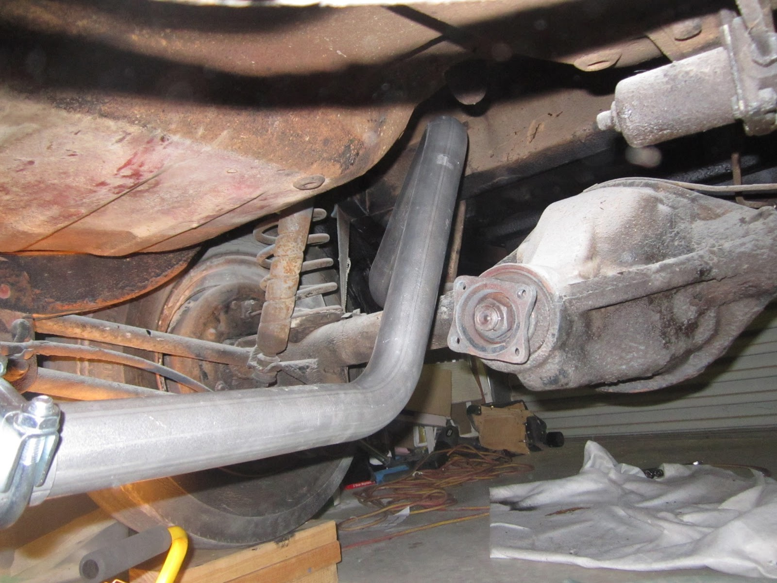 Stainless steel sport exhaust?