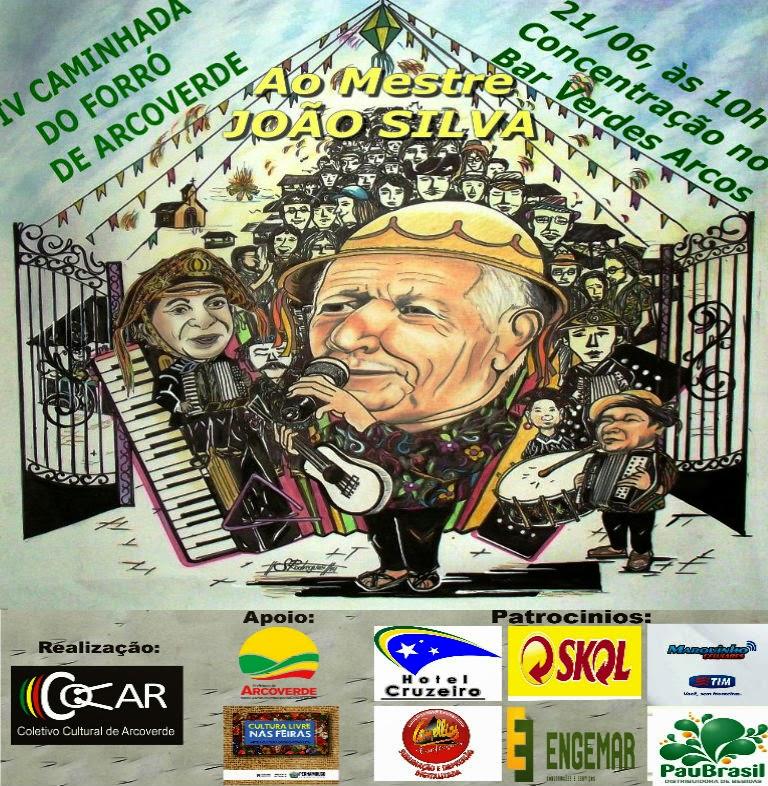 ARCOVERDE REALIZARÁ CAMINHADA DO FORRÓ NESTE SÁBADO, 21/06