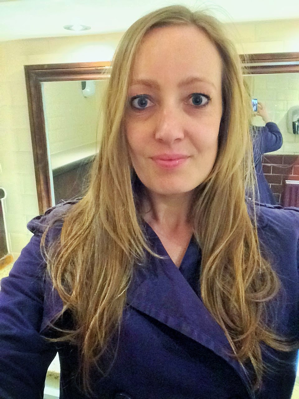 Blow-dry-The-Purple-Salon