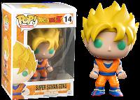 Funko Pop! Super Saiyan Goku