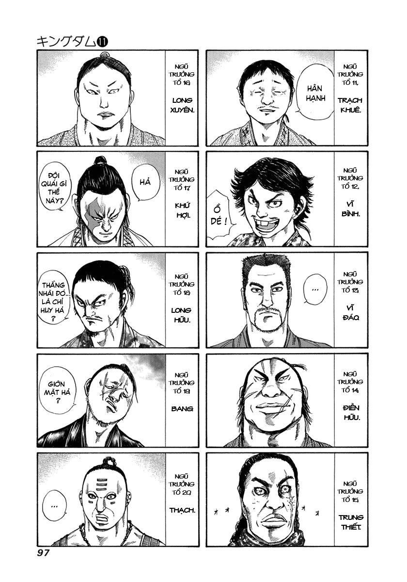Kingdom – Vương Giả Thiên Hạ (Tổng Hợp) chap 113 page 4 - IZTruyenTranh.com