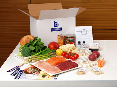 Blue Apron Giveaway ~ The Rookie Cook   CLICK HERE!