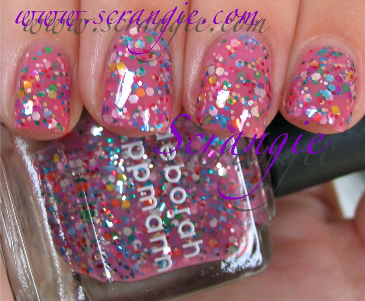 Charming Nails Art Design For Halloween Tiny Cleaning Nail Polish From Carpet Square Nail Polish Winter Colors Nail Polish Palette Young Nail Art With Beads BlackSilver Sparkle Nail Polish Scrangie: Deborah Lippmann Get This Party Started Set Fall 2011