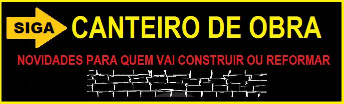 CANTEIRO DE OBRA