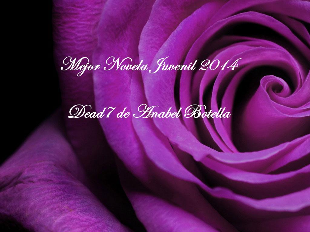 Premio Púrpura Mejor novela 2014 Dead7