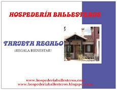 Bono Regalo Ballesteros