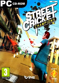 Street Cricket Champions Full PC Games Free Download