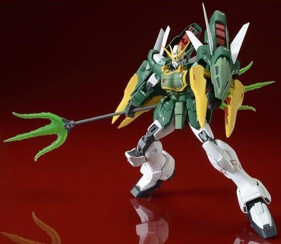 MG 1/100 Altron Gundam EW Model Kit