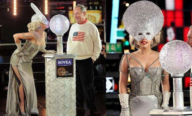 rebelnewyear5 - Lady Gaga
