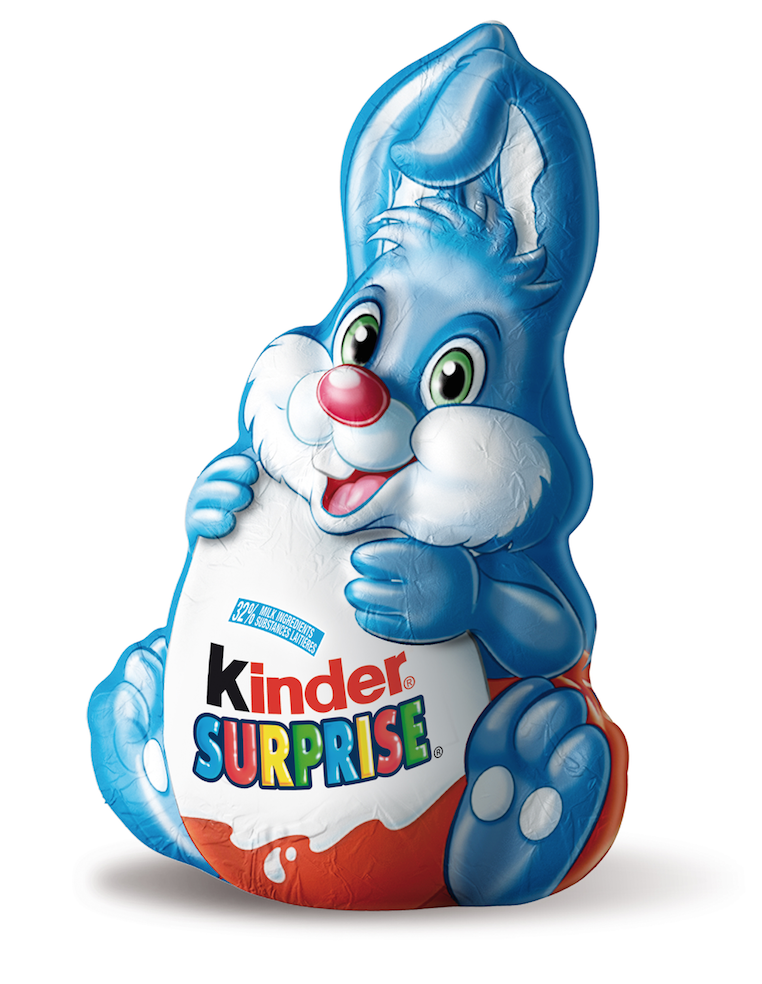 Unwrap the KINDER® SURPRISE® to Win