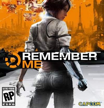 Remember Me Game box art