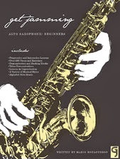 Great Beginner Sax book!