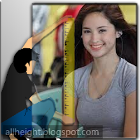 What is the height of Coleen Garcia?