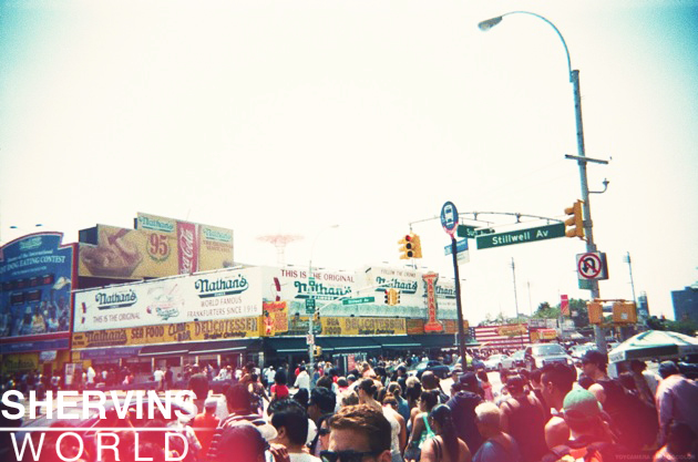 COney Island cool pictures hipsters